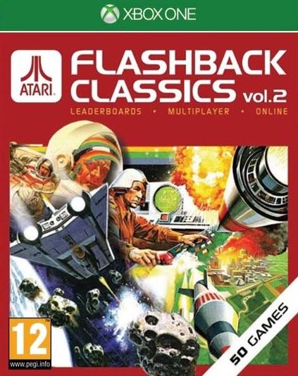 XONE Atari Flashback Classics vol. 2 Nové