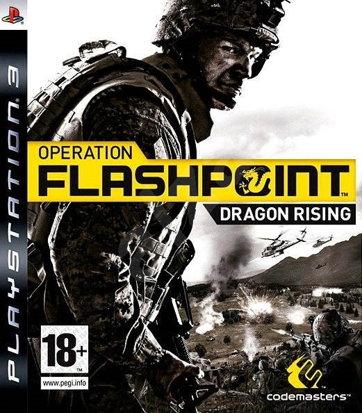 PS3 Operation Flashpoint 2 Dragon Rising