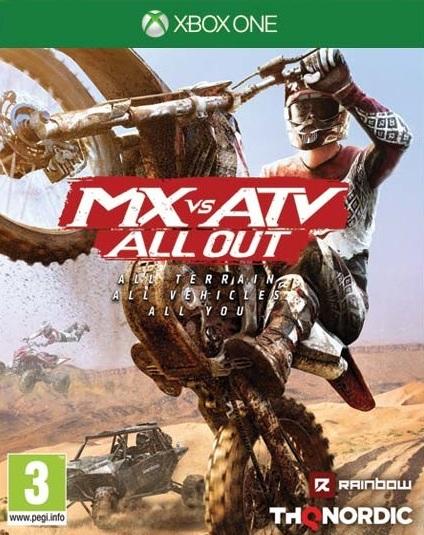 XONE MX vs ATV All Out Nové