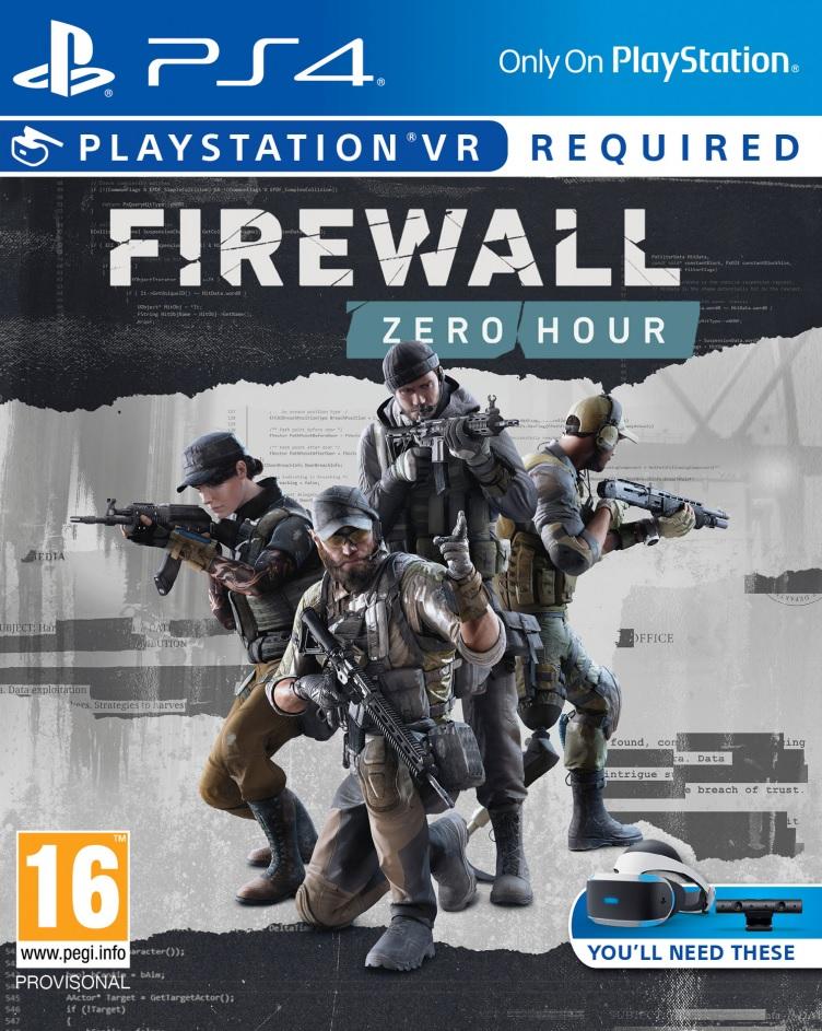 PS4 Firewall Zero Hour VR Nové