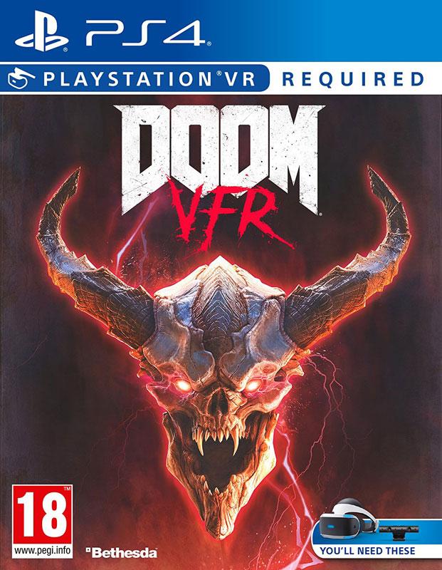 PS4 Doom VFR Nové