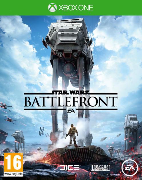 XONE Star Wars Battlefront Nové