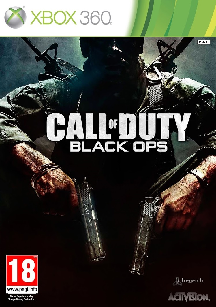X360 Call of Duty Black Ops