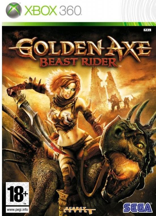 X360 Golden Axe Beast rider