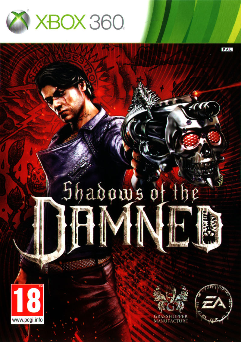 X360 Shadows of The Damned Nové