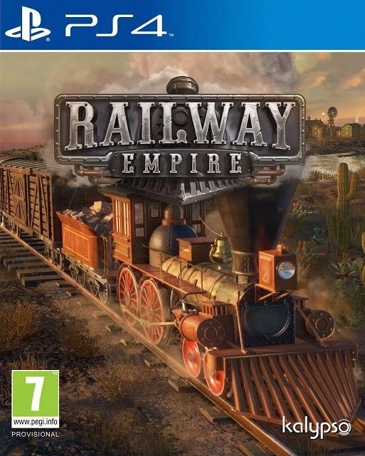 PS4 Railway Empire Nové