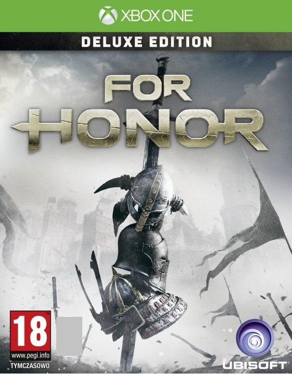 XONE For Honor Deluxe Edition Nové