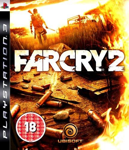 PS3 Far Cry 2 Nové