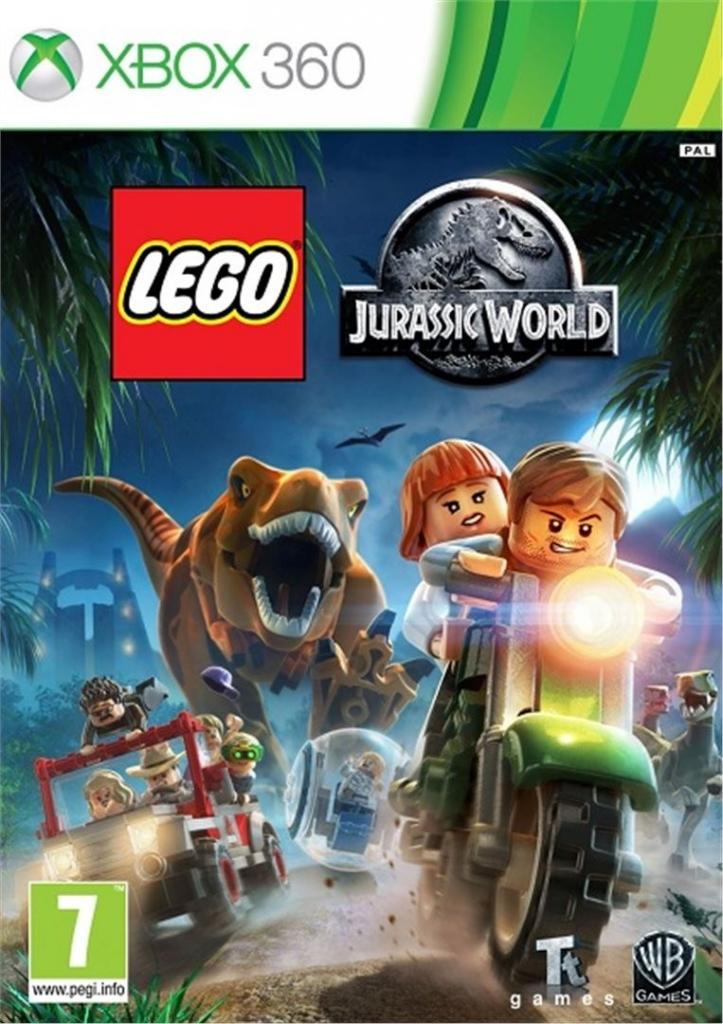 X360 Lego Jurassic World