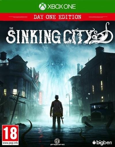 XONE The Sinking City Day One Edition Nové