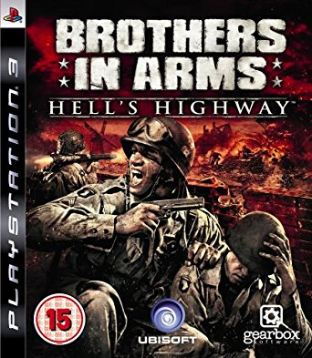 PS3 Brothers in Arms Hells Highway
