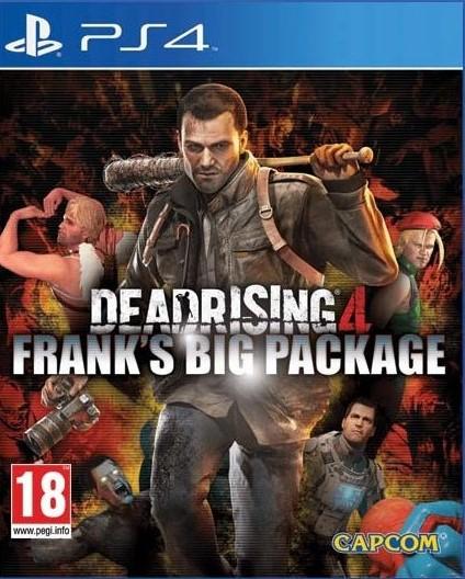 PS4 Dead Rising 4 Franks Big Package Nové