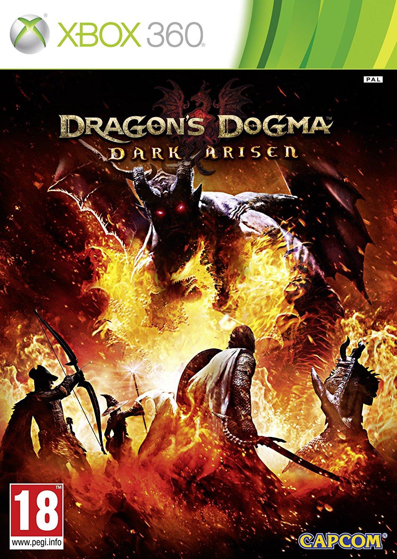 X360 Dragons Dogma Dark Arisen Nové