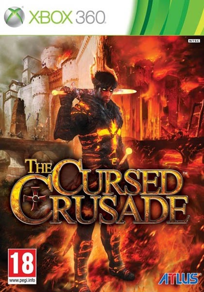 X360 The Cursed Crusade Nové