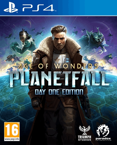 PS4 Age of Wonders Planetfall Day One Edition Nové