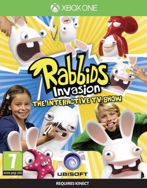 XONE Rabbids Invasion The Interactive TV Show Nové