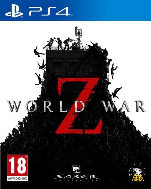 PS4 World War Z Nové