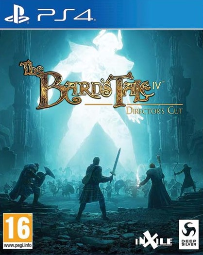 PS4 The Bards Tale 4 Directors Cut Day One Edition Nové
