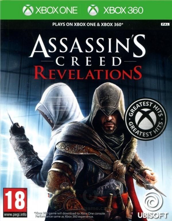 XONE/X360 Assassins Creed Revelations Nové