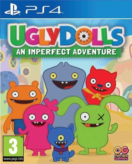 PS4 Ugly Dolls An Imperfect Adventure Nové