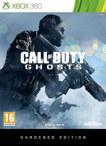X360 Call of Duty Ghosts Hardened Edition Steelbook