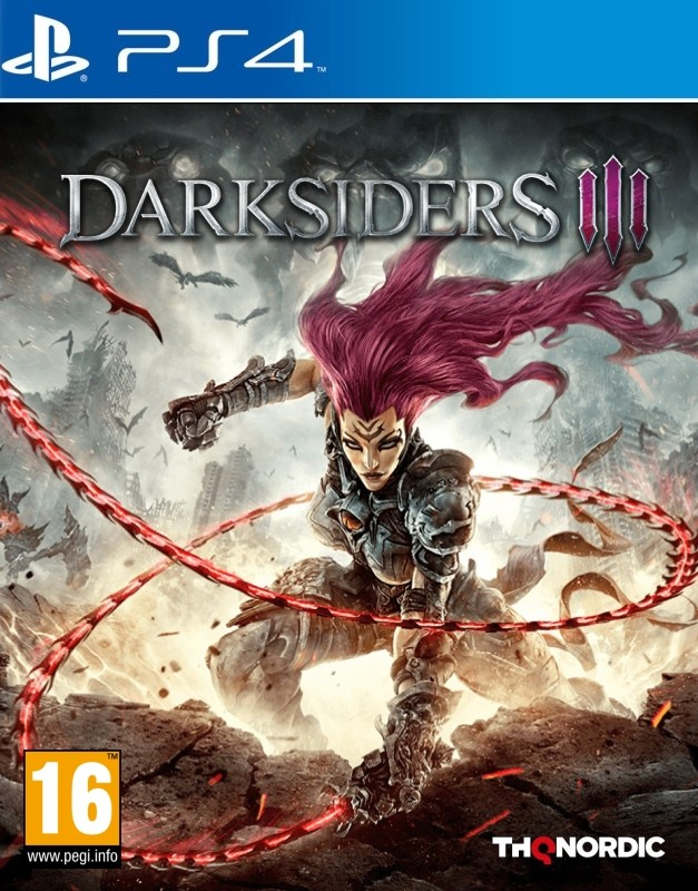 PS4 Darksiders 3 Nové