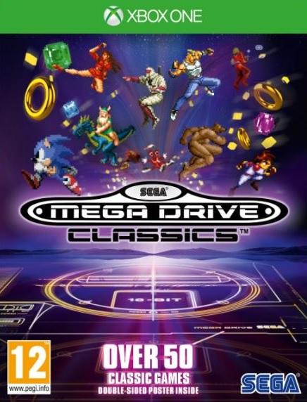 XONE Sega Mega Drive Classics Nové