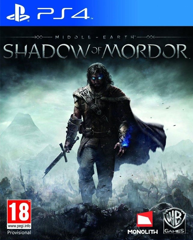 PS4 Middle-Earth Shadow of Mordor