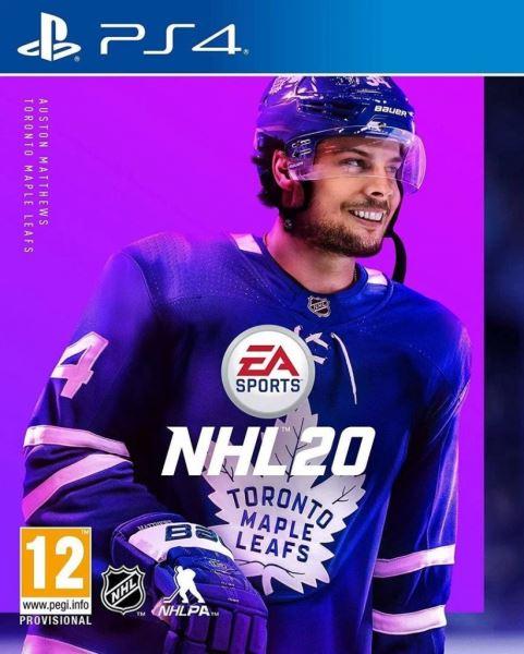 PS4 NHL 20 CZ Nové
