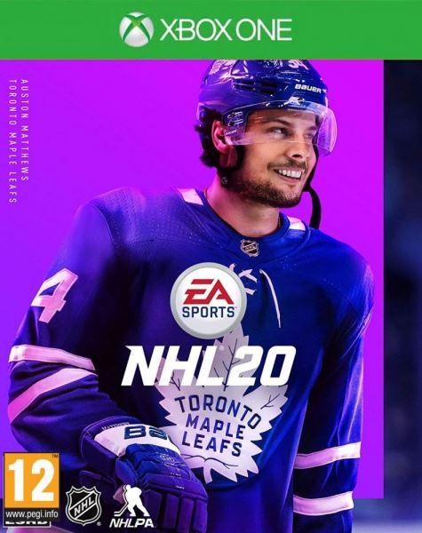 XONE NHL 20 CZ Nové