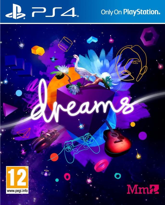 PS4 Dreams Nové