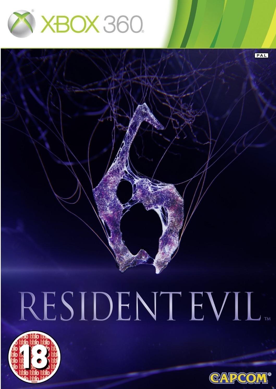 X360 Resident Evil 6 N