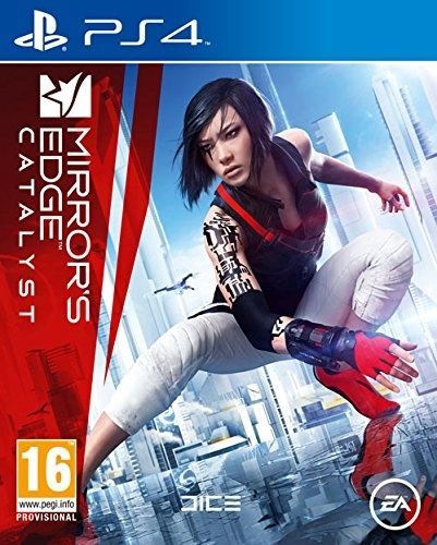 PS4 Mirrors Edge Catalyst N