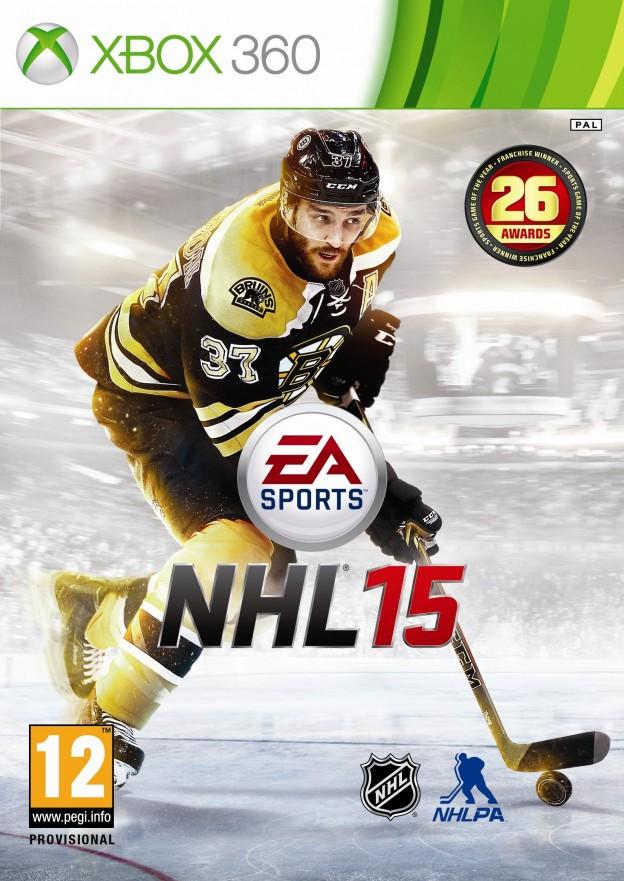 X360 NHL 15 CZ Nové