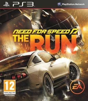 PS3 Need for Speed The Run Nové