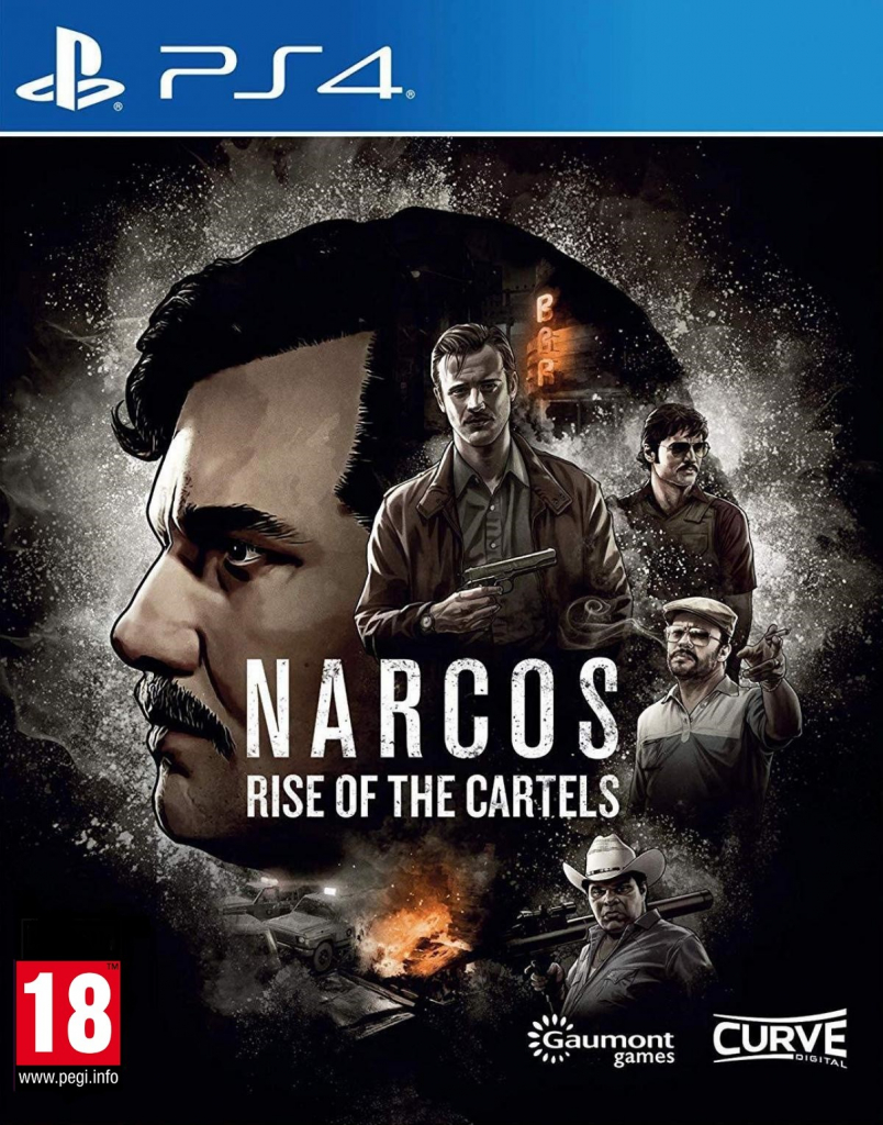 PS4 Narcos Rise of the Cartels Nové