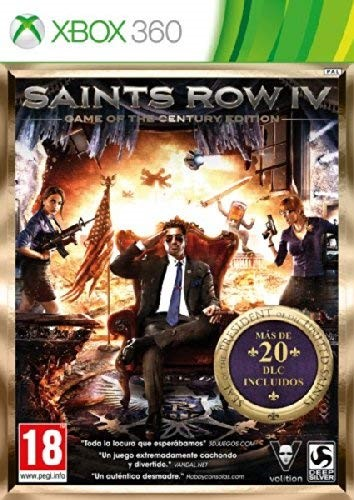 X360 Saints Row 4 Game of The Century Edition Nové