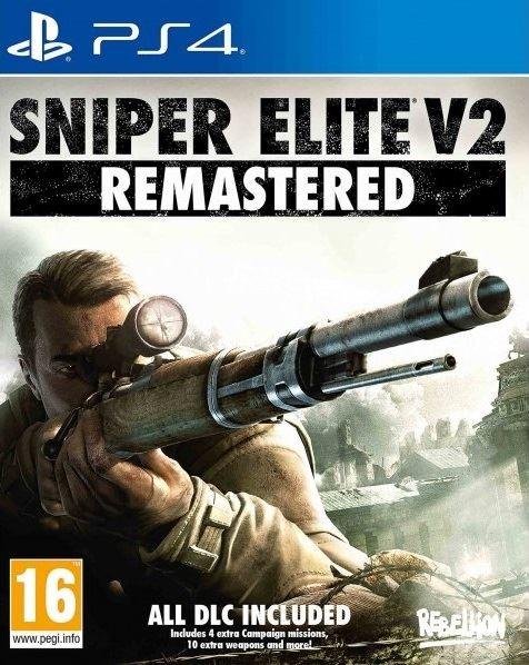 PS4 Sniper Elite V2 Remastered Nové