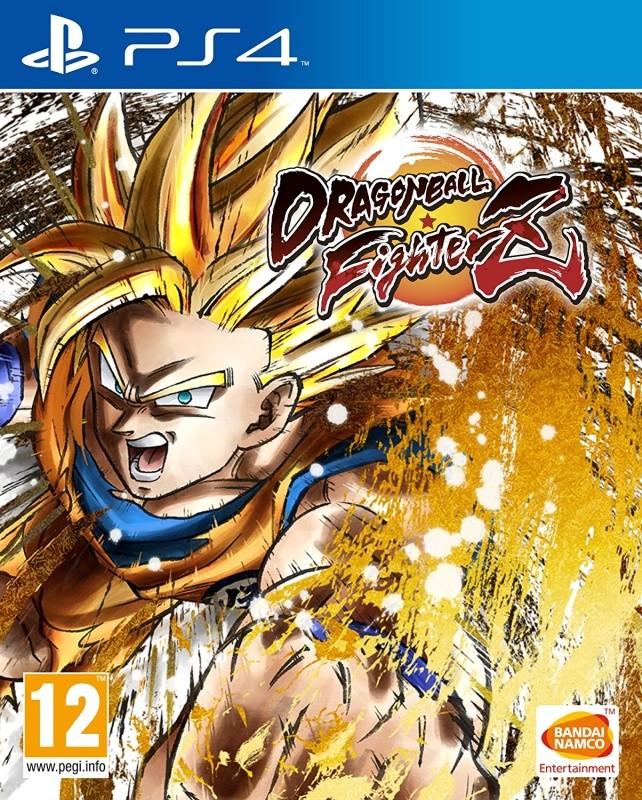 PS4 Dragon Ball Fighter Z Nové
