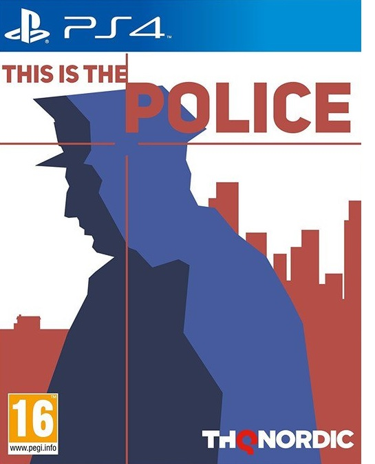 PS4 This Is The Police Nové
