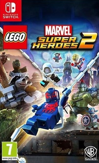 Switch LEGO Marvel Super Heroes 2 N