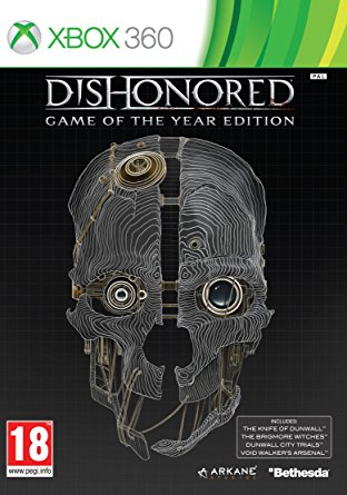 X360 Dishonored Game of the Year Edition Nové