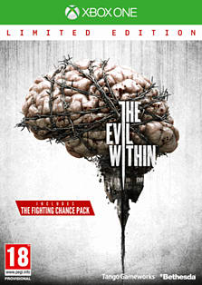 XONE The Evil Within Limited Edition Nové