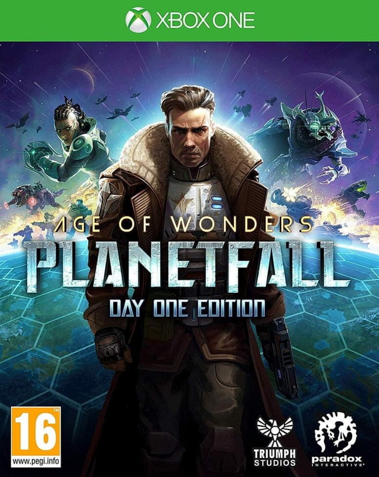 XONE Age of Wonders Planetfall Day One Edition Nové