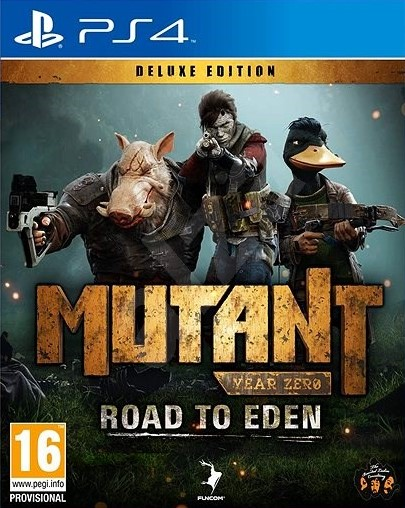 PS4 Mutant Year Zero Road to Eden Deluxe Edition Nové