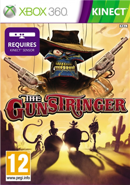 X360 The Gunstringer Nové