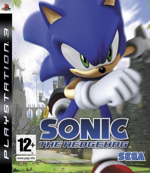 PS3 Sonic The Hedgehog Nové