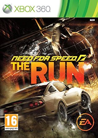 X360 Need for Speed The Run Nové