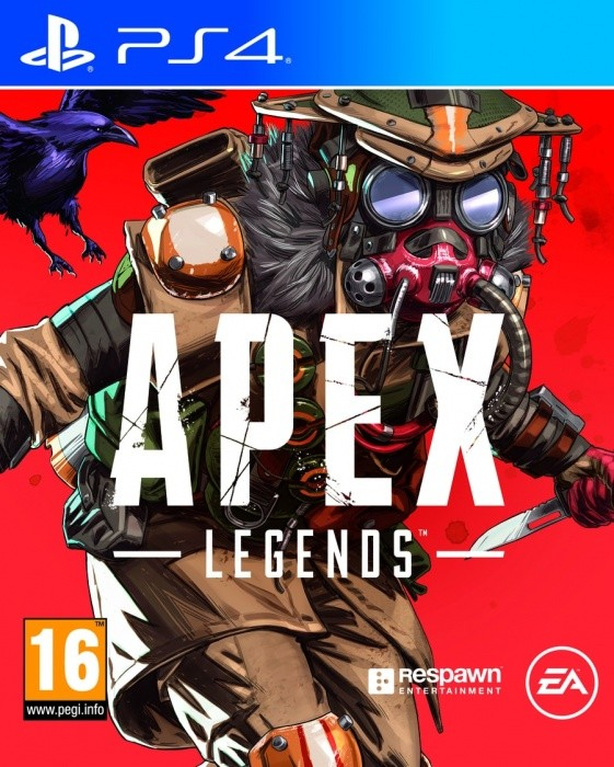 PS4 APEX Legends Bloodhound Edition Nové
