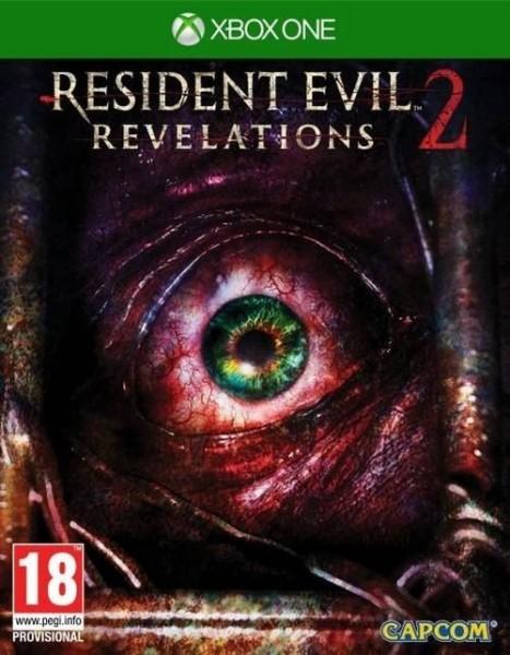 XONE Resident Evil Revelations 2 Nové